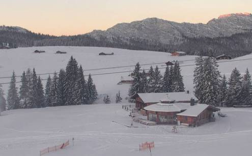 Lofer, Austria – Weather to ski – Today in the Alps, 13 December 2016