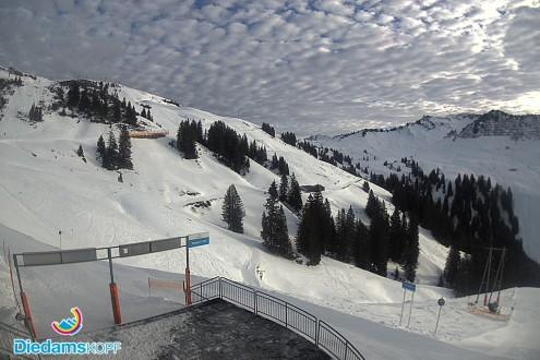 Diedamskopf, Austria – Weather to ski – Snow forecast, 8 January 2020