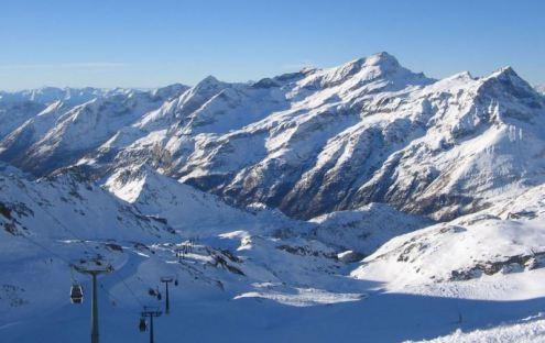 Monterosa Ski, Italy – Weather to ski – Today in the Alps, 14 December 2016