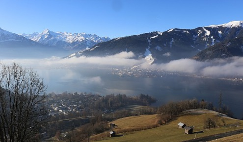 Zell-am-See, Austria – Weather to ski – Today in the Alps, 15 December 2016