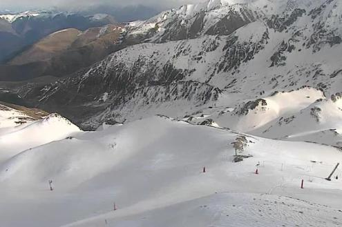 Peyragudes, France – Weather to ski – Snow report, 19 December 2019