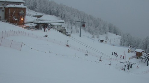 Bardonecchia, Italy – Weather to ski – Today in the Alps, 21 December 2016