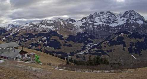 Bernese Oberland, Switzerland – Weather to ski – Today in the Alps, 25 December 2016