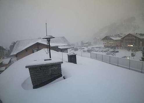 Obertauern, Austria – Weather to ski – Today in the Alps, 28 December 2016