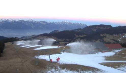 Villars, Switzerland – Weather to ski – Today in the Alps, 30 December 2016