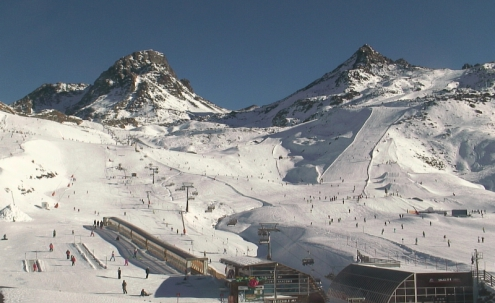 Ischgl, Austria – Weather to ski – Today in the Alps, 31 December 2016