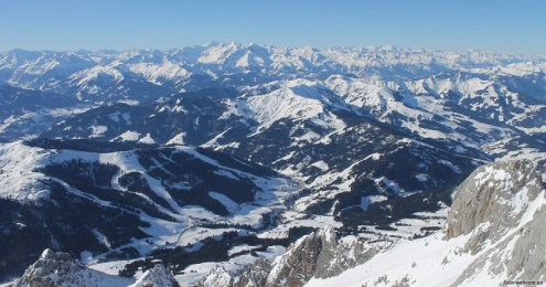 Hochkönig, Austria – Weather to ski – Today in the Alps, 15 February 2017