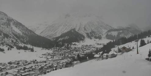 Lech, Austria – Weather to ski – Today in the Alps, 17 February 2017