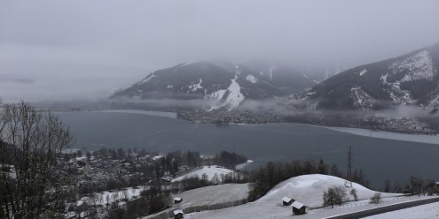 Zell-am-See, Austria – Weather to ski – Today in the Alps, 9 March 2017