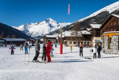 Weather to ski - Snow reliability in Val Cenis, France