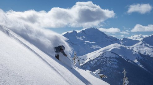 Whistler, Canada – Weather to ski – Who got the most snow in North America in 2016-17