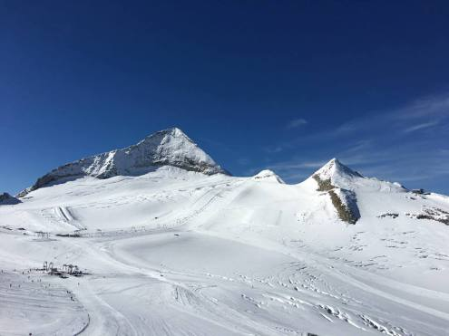 Hintertux, Austria – Weather to ski – Today in the Alps, 2 October 2017