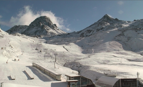 Ischgl, Austria – Weather to ski – Today in the Alps, 6 October 2017