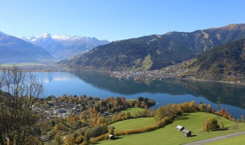 Zell-am-See, Austria – Weather to ski – Today in the Alps, 16 October 2017