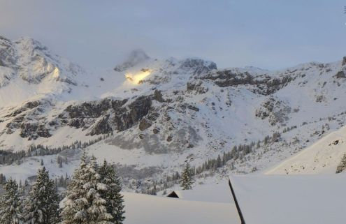 Braunwald, Switzerland – Weather to ski – Today in the Alps, 24 October 2017