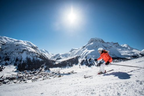 Lech-Zürs, Austria - Weather to ski - Our blog: Five of the best places to ski in Austria