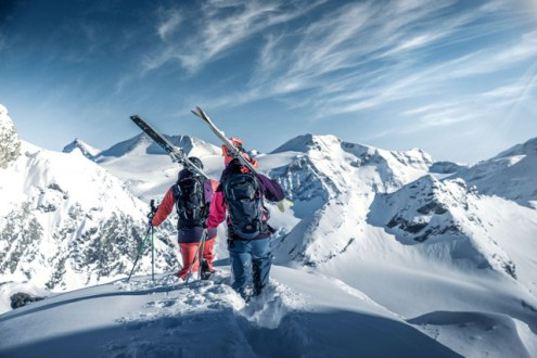 Kitzsteinhorn glacier, Austria - Weather to ski -Our blog: Five of the best places to ski in Austria