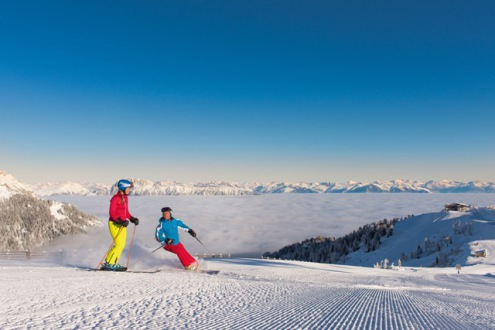 Nassfeld, Austria - Weather to ski - Our blog: Five of the best places to ski in Austria