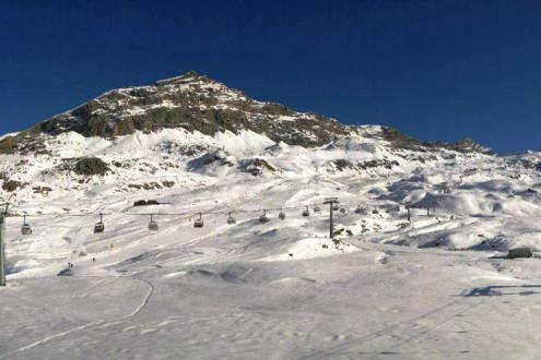 Livigno, Italy – Weather to ski – Snow report, 13 November 2017
