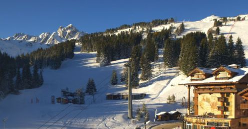 Courchevel, France – Weather to ski – Today in the Alps, 15 November 2017