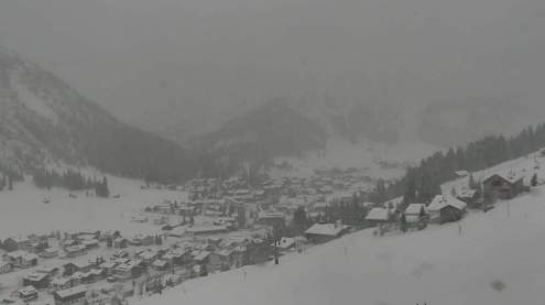 Lech-Zürs, Austria – Weather to ski – Today in the Alps, 21 November 2017