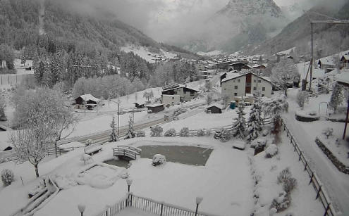 Brand, Austria – Weather to ski – Today in the Alps, 30 November 2017