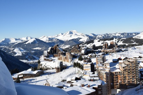 Avoriaz, France – Weather to ski – Today in the Alps, 5 December 2017