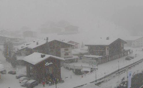 Lech, Austria – Weather to ski – Today in the Alps, 14 December 2017