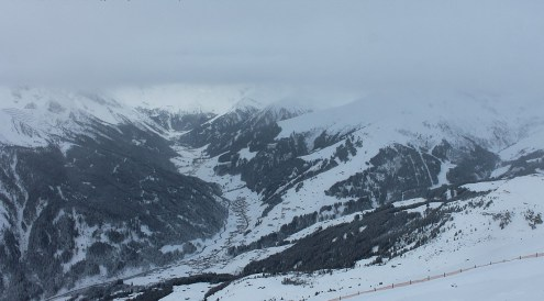 Tux valley, Austria – Weather to ski – Today in the Alps, 21 December 2017