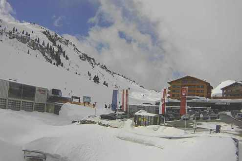 Kitzsteinhorn glacier, Austria – Weather to ski – Snow forecast, 5 January 2018