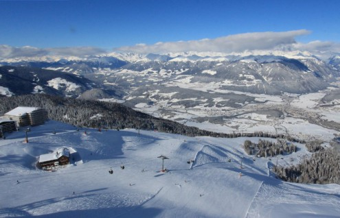 Kronplatz, Italy – Weather to ski – Today in the Alps, 4 February 2018