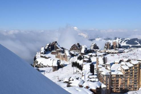 Avoriaz, France – Weather to ski – Today in the Alps, 26 February 2018
