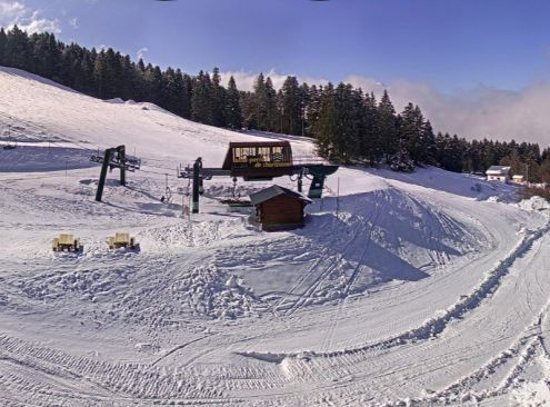 St Pierre de Chartreuse, France – Weather to ski – Today in the Alps, 23 March 2018