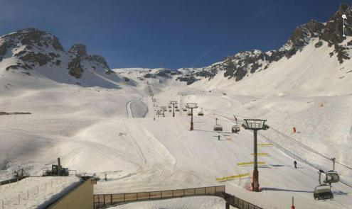 Tignes, France – Weather to ski – Today in the Alps, 27 April 2018