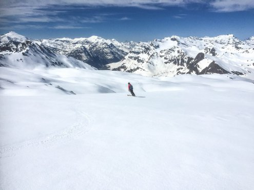 Val d'Isère, France – Weather to ski – Snow news, 16 June 2018