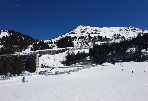 Flaine, France - Weather to ski - Our blog: Is Flaine one of the most underrated ski resorts in France?