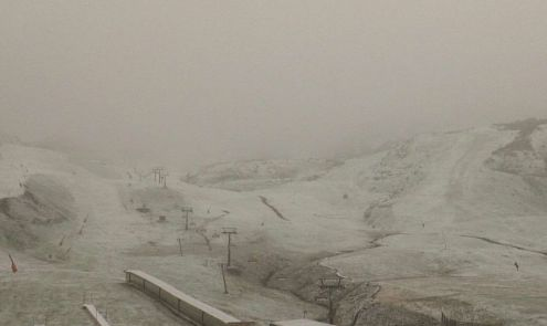 Ischgl, Austria – Weather to ski – Today in the Alps, 1 October 2018