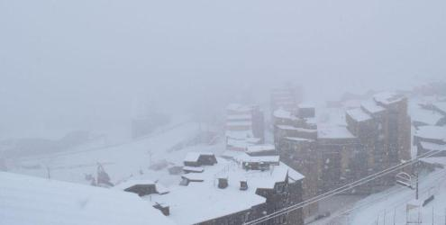 Avoriaz, France – Weather to ski – Today in the Alps, 27 October 2018