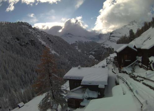 Zermatt, Switzerland – Weather to ski – Today in the Alps, 30 October 2018