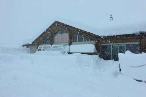 Corvatsch, St Moritz, Switzerland – Weather to ski – Today in the Alps, 1 November 2018