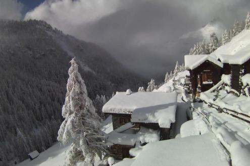 Zermatt, Switzerland – Weather to ski – Today in the Alps, 1 November 2018