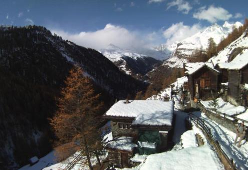 Zermatt, Switzerland – Weather to ski – Season progress report, 7 November 2018