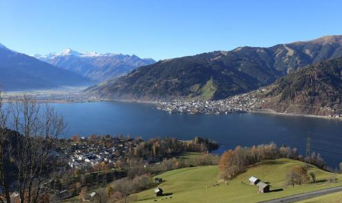 Zell-am-See, Austria – Weather to ski – Today in the Alps, 12 November 2018