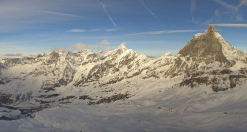 Cervinia, Italy – Weather to ski – Today in the Alps, 13 November 2018