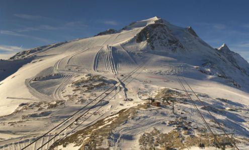 Grande Motte glacier, Tignes, France – Weather to ski – Today in the Alps, 15 November 2018