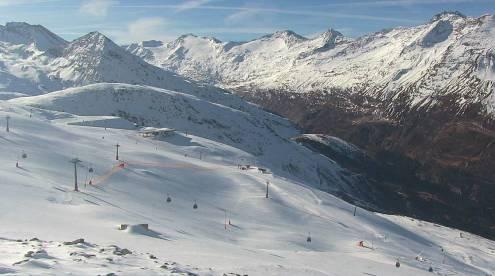 Obergurgl, Austria – Weather to ski – Today in the Alps, 15 November 2018