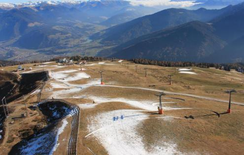 Kronplatz, Italy – Weather to ski – Today in the Alps, 16 November 2018