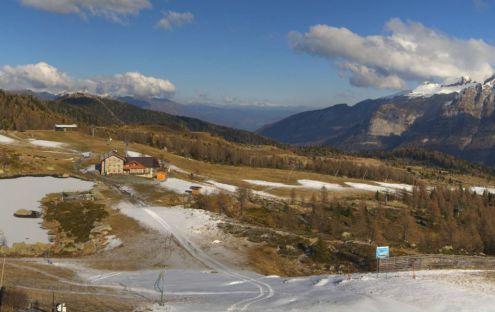 Madonna di Campiglio, Italy – Weather to ski – Today in the Alps, 17 November 2018