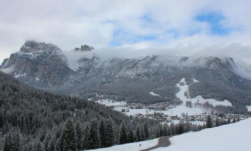 Alta Badia, Italy – Weather to ski – Today in the Alps, 20 November 2018