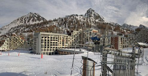 Isola 2000, France – Weather to ski – Today in the Alps, 27 November 2018